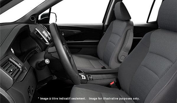 2017 Honda Ridgeline LX | Photo 1 | Black Fabric
