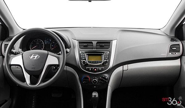 2017 Hyundai Accent Sedan LE | Photo 3 | Grey Cloth