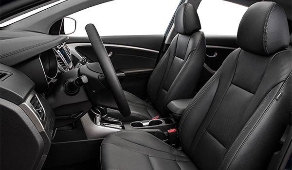 2017 Hyundai Elantra GT LIMITED   Photo 1   Black Leather