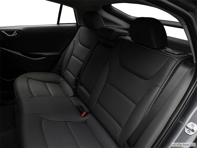 2017 Hyundai IONIQ electric LIMITED | Photo 2 | Black Leather