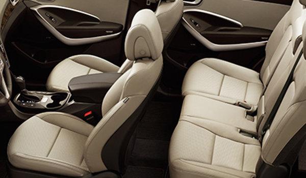 2017 Hyundai Santa Fe Sport 2.0T LIMITED | Photo 2 | Beige Leather