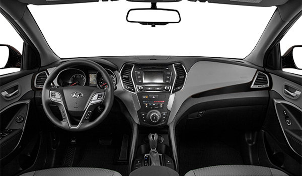 2017 Hyundai Santa Fe XL BASE | Photo 3 | Grey Cloth