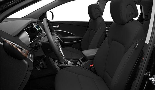 2017 Hyundai Santa Fe XL LUXURY | Photo 1 | Black Leather