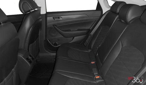 2017 Hyundai Sonata SPORT TECH   Photo 2   Black Leather/Cloth