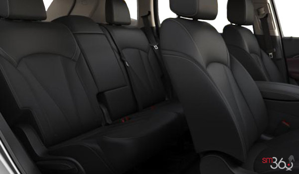 2018 Buick Envision Premium II | Photo 2 | Ebony/Dark Plum Accent Perforated Leather (AR9-HHF)