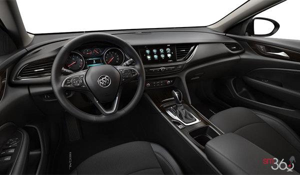 2018 Buick Regal Sportback PREFERRED II | Photo 1 | Ebony Cloth (HDI)