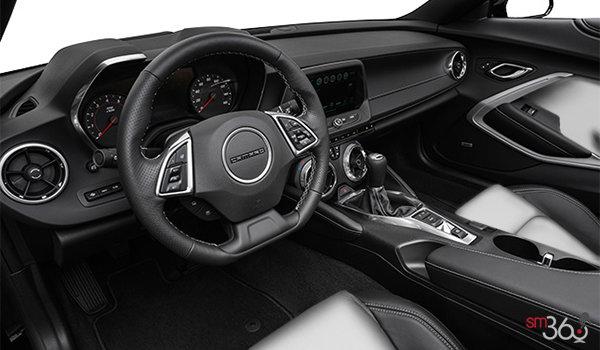 2018 Chevrolet Camaro convertible 2LT   Photo 2   Ceramic White Leather (H13-A50)