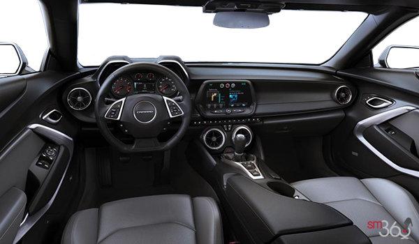 2018 Chevrolet Camaro convertible 2LT   Photo 3   Medium Ash Grey Leather (H17-A50)