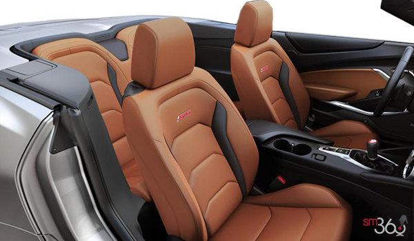 2018 Chevrolet Camaro convertible 2SS | Photo 1 | Kalahari Leather (HOI-A50)