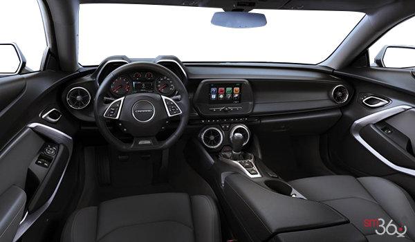 2018 Chevrolet Camaro coupe 1LT | Photo 3 | Medium Ash Grey Cloth
