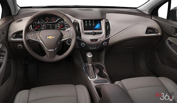 2018 Chevrolet Cruze Hatchback - Diesel LT | Photo 3 | Dark Atmosphere/Medium Atmosphere Leather