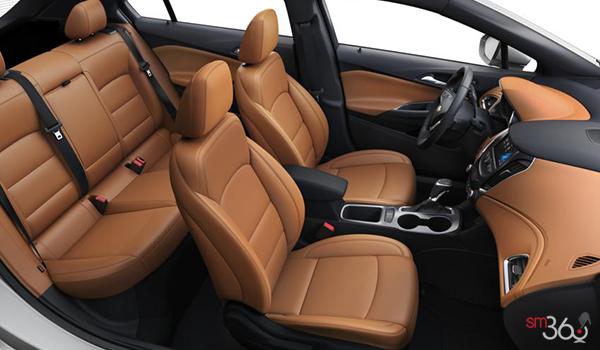 2018 Chevrolet Cruze Hatchback - Diesel LT | Photo 1 | Jet Black Kalahari Leather