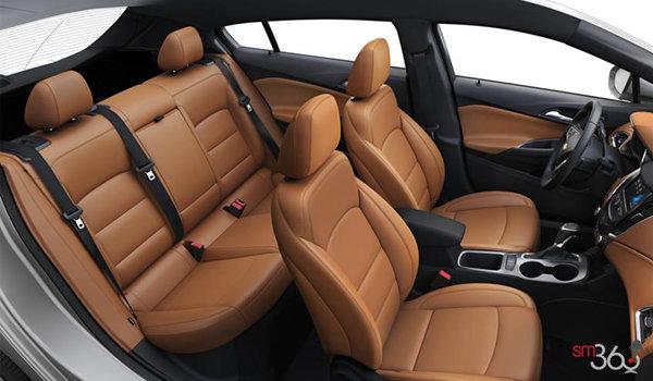 2018 Chevrolet Cruze Hatchback - Diesel LT | Photo 2 | Jet Black Kalahari Leather