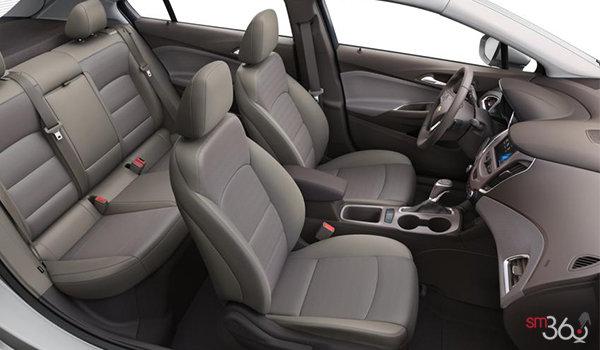 2018 Chevrolet Cruze Hatchback - Diesel LT | Photo 1 | Dark Atmosphere/Medium Atmosphere Cloth