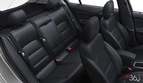 2018 Chevrolet Cruze Hatchback PREMIER | Photo 2 | Jet Black Leather