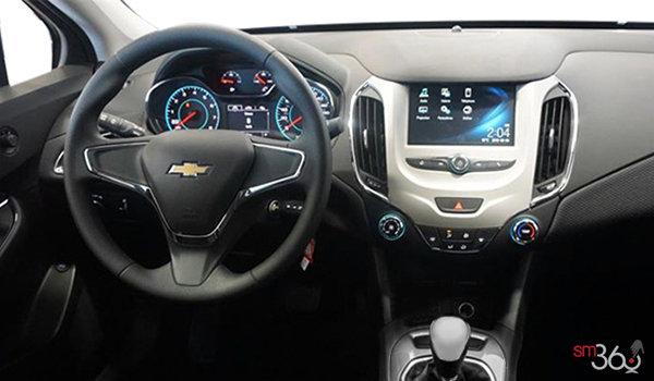 2018 Chevrolet Cruze L | Photo 3 | Jet Black Cloth