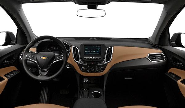 2018 Chevrolet Equinox LT | Photo 3 | Jet Black/Cinnamon Premium Cloth
