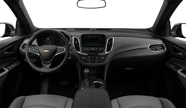 2018 Chevrolet Equinox PREMIER | Photo 3 | Medium Ash Grey Perforated Leather