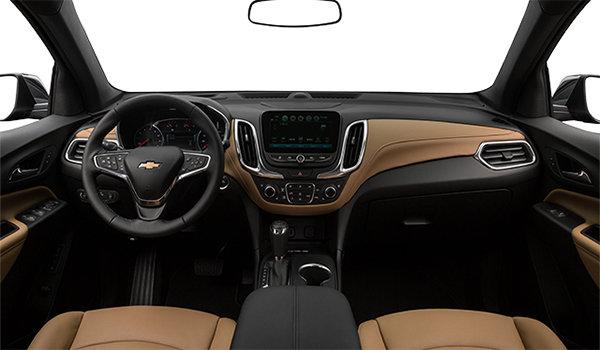 2018 Chevrolet Equinox PREMIER | Photo 3 | Jet Black/Brandy Perforated Leather