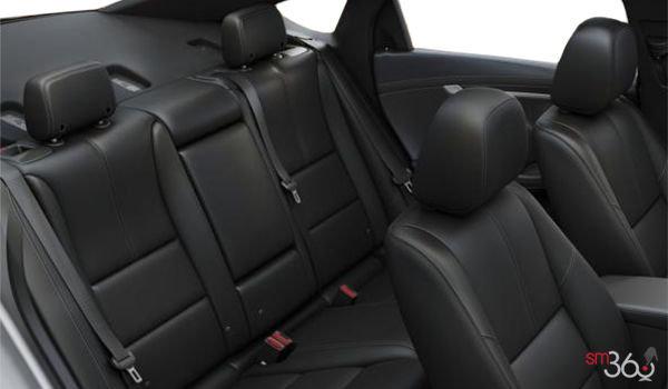2018 Chevrolet Impala 1LT | Photo 2 | Jet Black Leather (H1Y-A51)
