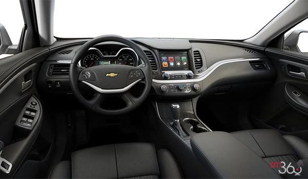 2018 Chevrolet Impala 1LT | Photo 3 | Jet Black Cloth/Leatherette (HOU-A51)
