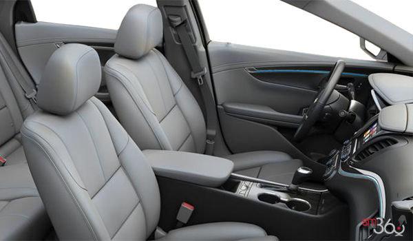 2018 Chevrolet Impala 2LZ | Photo 1 | Dark Titanium/Jet Black Perforated Leather (HIQ-A51)