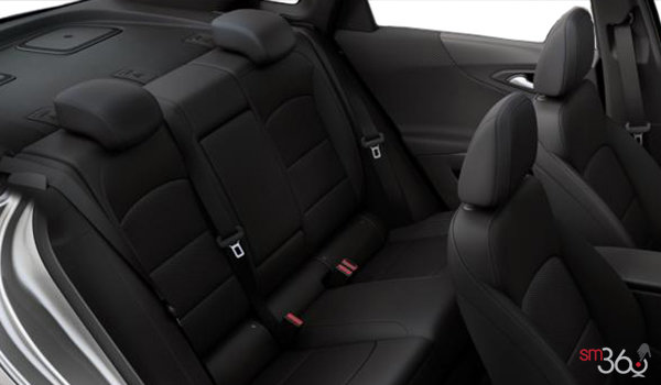 2018 Chevrolet Malibu LS | Photo 2 | Jet Black Premium Cloth