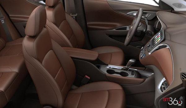 2018 Chevrolet Malibu LT | Photo 1 | Dark Atmosphere/Loft Brown Leather