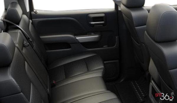 2018 Chevrolet Silverado 1500 LT 1LT   Photo 2   Jet Black Bucket seats Cloth (A95-H0U)