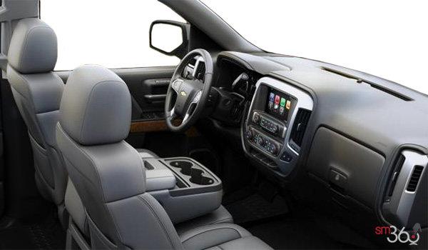 2018 Chevrolet Silverado 1500 LTZ 1LZ   Photo 1   Dark Ash/Jet Black Leather (B3F-H2V)