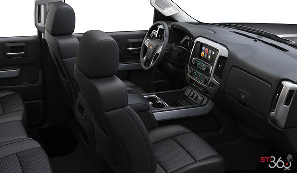 2018 Chevrolet Silverado 2500HD LT | Photo 1 | Jet Black Bucket seats Cloth (A95-H0U)