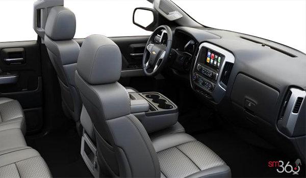 2018 Chevrolet Silverado 2500HD LT | Photo 1 | Dark Ash/Jet Black Cloth (AZ3-H2S)