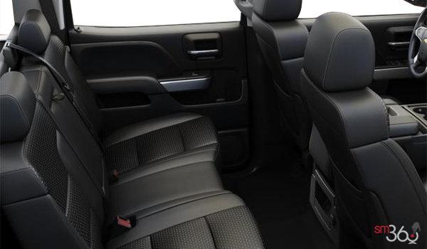 2018 Chevrolet Silverado 2500HD LT | Photo 2 | Jet Black Cloth (AZ3-H0U)
