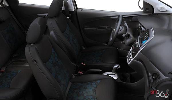 2018 Chevrolet Spark LS | Photo 1 | Jet Black Cloth