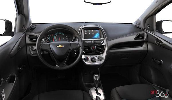 2018 Chevrolet Spark LS | Photo 3 | Jet Black Cloth