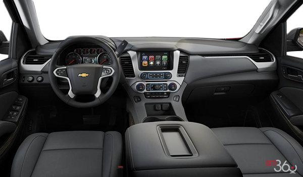2018 Chevrolet Tahoe LT | Photo 3 | Jet Black/Dark Ash Bucket Seats Leather (H2V-AN3)