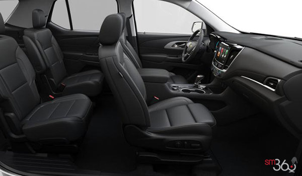 2018 Chevrolet Traverse RS | Photo 1 | Jet black perforated leather (HOY-AR9)