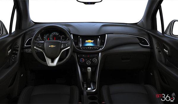 2018 Chevrolet Trax PREMIER | Photo 3 | Jet Black Bucket seats Leatherette (AEW-AR9)
