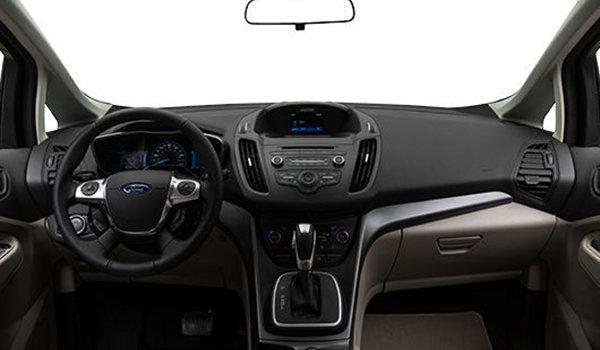 2018 Ford C-MAX HYBRID SE | Photo 3 | Medium Light Stone Cloth (KL)
