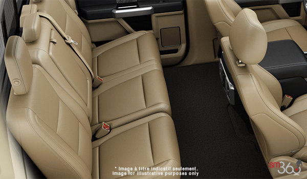 2018 Ford Chassis Cab F-450 LARIAT | Photo 2 | Camel Premium Leather Split Bench(6A)