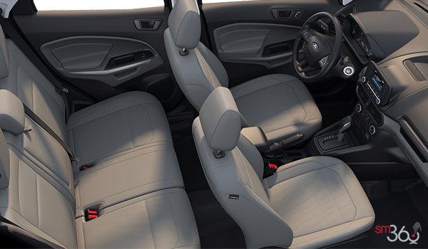 2018 Ford Ecosport S   Photo 1   Medium Light Stone Cloth