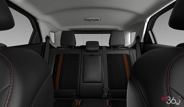 2018 Ford Ecosport SES   Photo 2   Ebony Black Partial Leather/Cloth