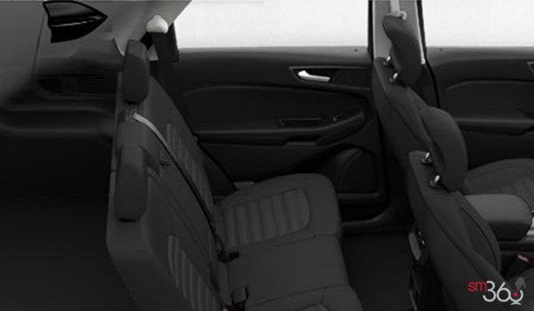 2018 Ford Edge SE   Photo 2   Ebony Cloth