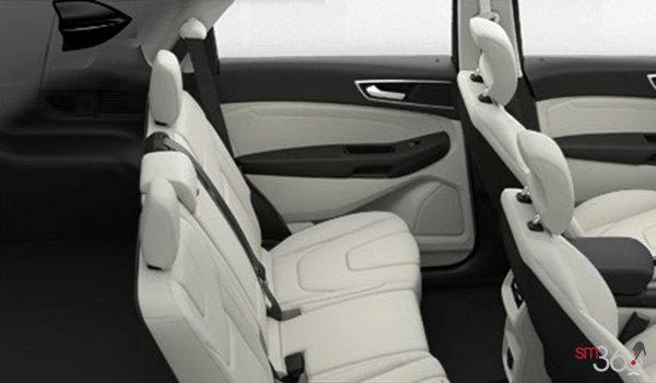2018 Ford Edge TITANIUM   Photo 2   Ceramic Leather