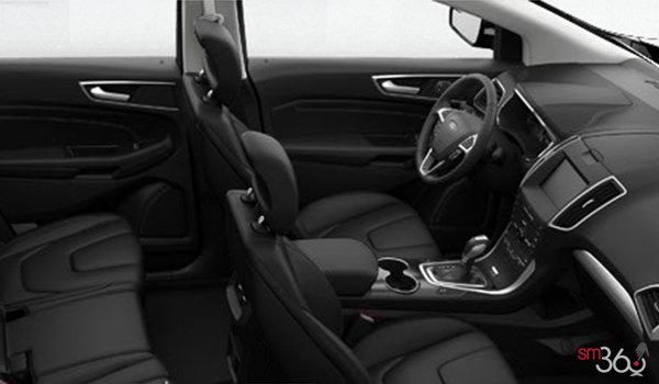 2018 Ford Edge TITANIUM   Photo 1   Ebony Leather