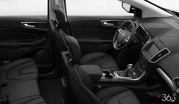 2018 Ford Edge TITANIUM   Photo 1   Ebony Perforated Leather