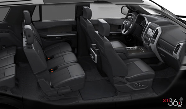 2018 Ford Expedition XLT | Photo 1 | Ebony Leather (CH)