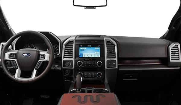 2018 Ford F-150 KING RANCH | Photo 3 | Java Leather Buckets Seats (KJ)