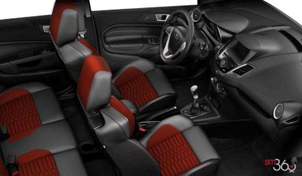 2018 Ford Fiesta Hatchback ST | Photo 1 | Molten Orange Recaro Partial Leather(CH)