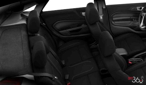 2018 Ford Fiesta Sedan SE | Photo 2 | Charcoal Black Embossed Cloth (1D)